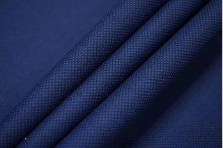 Костюмная шерсть синяя PRT-Е5 11071904