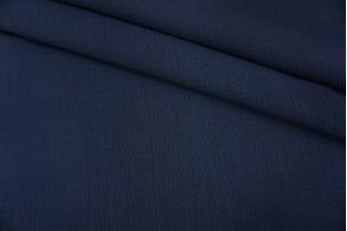 ОТРЕЗ 2 М Костюмная шерсть темно-синяя PRT- Е3 11071908-1