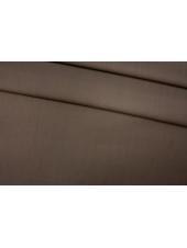 Плательная вискоза с шерстью коричневая PRT-X3 11071912
