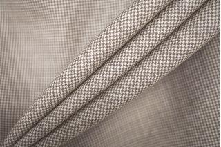 Костюмная тонкая шерсть пепита PRT-G7 11071915
