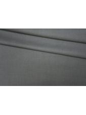 ОТРЕЗ 0,75 М Костюмная шерсть под стирку серая PRT-(44)- 11071918-1