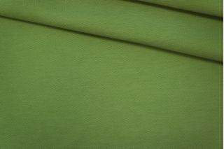 Тонкий костюмный шелк с вискозой зеленый PRT-G3 07061914