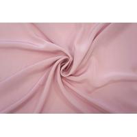 ОТРЕЗ 2,85 М Крепдешин тонкий шелковый розово-сиреневый PRT-(34)- 07061919-1