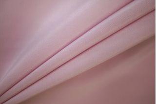 Крепдешин тонкий шелковый розово-сиреневый PRT-G2 07061919