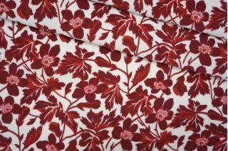 Микровельвет плательный цветочный PRT-E2 07061939