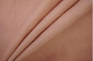 Плательный лен с вискозой на капроне выбелено-розовый PRT-G5 10061927