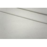 ОТРЕЗ 1.8 М Костюмный лен с хлопком белый PRT-G6 10061930-1