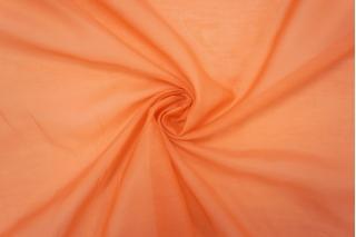 Батист хлопок с шелком морковный PRT-С4 10061948