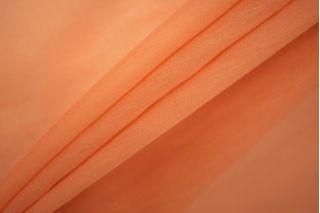 Батист хлопок с шелком морковный PRT-G2 10061948
