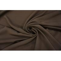 Плательный хлопок с шерстью ненасыщенно-коричневый PRT-С7 11071939