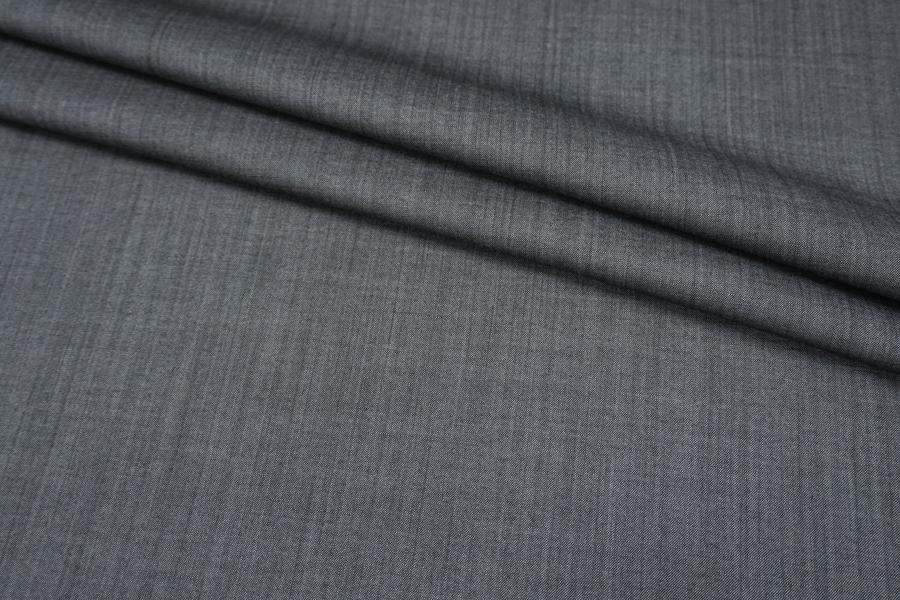 Твид серый шерстяной PRT-G2 12071908