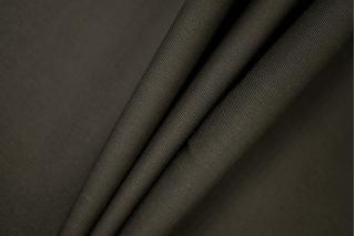 ОТРЕЗ 1,8 М Костюмная шерсть темная коричневая PRT-T3 12071909-1