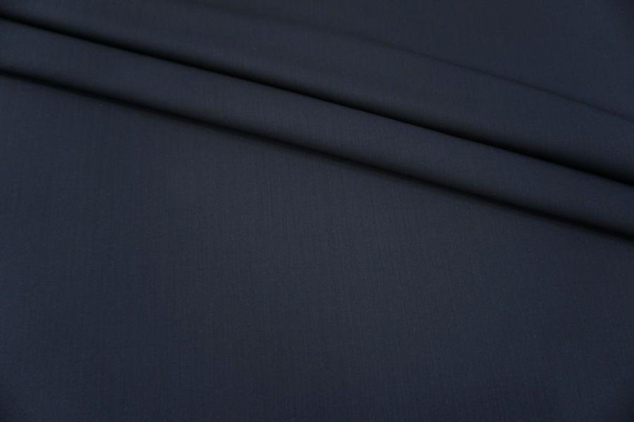 Плательная шерсть темно-синяя PRT- C4  12071910