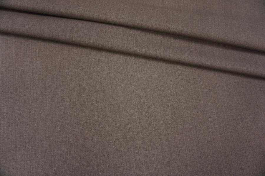 ОТРЕЗ 2,15 Плательная шерсть кофейная PRT-W3 12071913-1