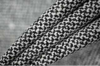 Твид черно-белый с люрексом PRT-R3 16011902