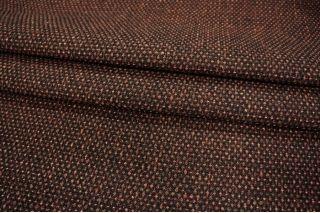 Шерсть пальтовая черно-рыжая PRT-R3 16011917
