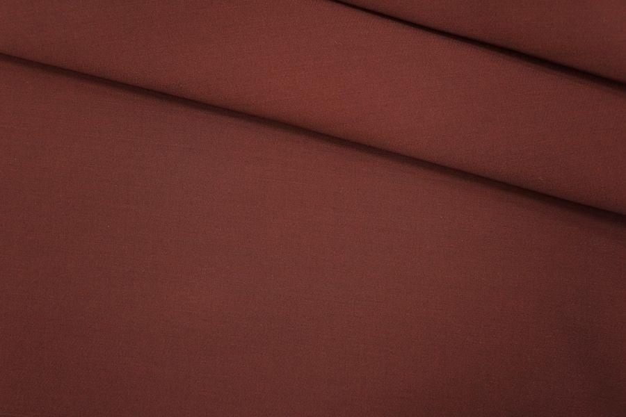 Костюмный шелк бордовый PRT-G3 07061916