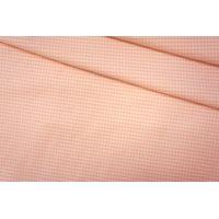 Хлопок костюмно-плательный гусиная лапка бело-розовая PRT-C7 07061925