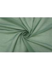 ОТРЕЗ 1,2 М Батист хлопок с шелком зеленый PRT-(33)- 10061946-2