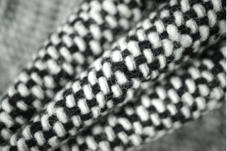 Твид черно-белый PRT1-O3 18011901