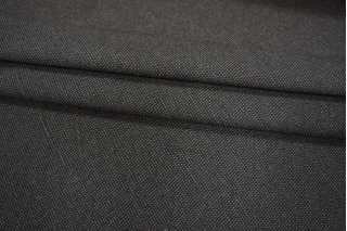 Костюмная рогожка коричневая PRT-N3 18011918