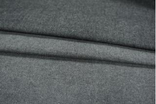 Хлопок костюмный черно-серый PRT-Q5 16011916