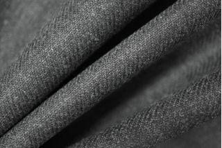 Плательная шерсть серая PRT-K4 18011904