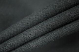 Костюмно-плательный хлопок черный PRT-K5 18011930