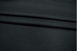 Костюмная рогожка черная PRT-P6 020111