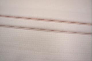 Костюмная шерсть гусиная лапка бело-розовая PRT-P2 22011902