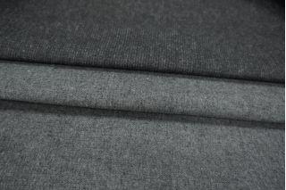 Костюмный хлопок серый с начесом PRT-P6 24011901