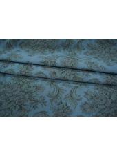 ОТРЕЗ 0.7 М Гобелен хлопковый цветы PRT-R3 24011903-1