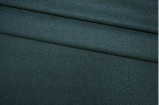 Костюмная фланель из шерсти мериноса темно-изумрудная PRT-T4 12041924
