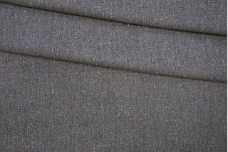 Твид серый в крапинку шерстяной PRT- 122-Е4 12071931