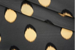 Крепдешин тонкий с принтом PRT-Н3 07061917