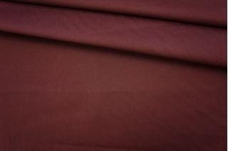 Хлопок костюмный проклеенный темно-бордовый PRT-C60 10061908