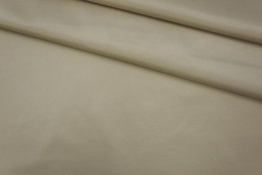 ОТРЕЗ 1.5 М Хлопок костюмный серовато-бежевый PRT-023 C2 18061907-1