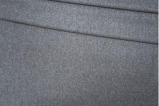 Плательная фланелька шерстяная серая PRT-X2 13071930