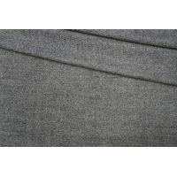 ОТРЕЗ 1,6М Твид шерстяной черно-серый PRT J4 13071931-1
