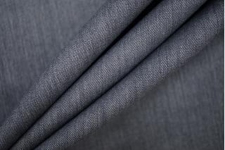 Костюмная шерсть серо-синяя PRT-T3 13071937