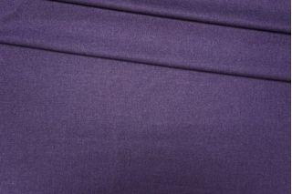 Твид серо-фиолетовый шерстяной PRT-129 E4 14071903