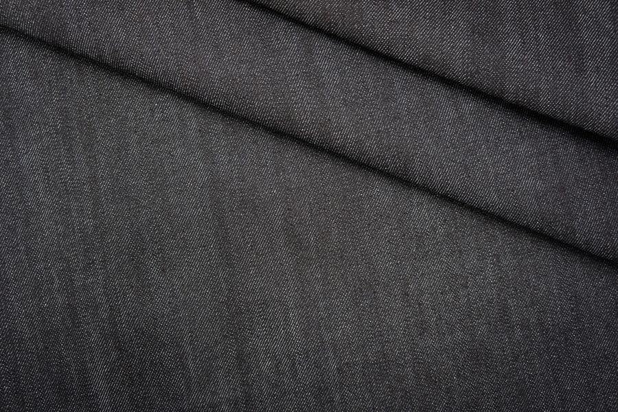 ОТРЕЗ 2 М Джинса темно-синяя PRT-(10)-03061902-1