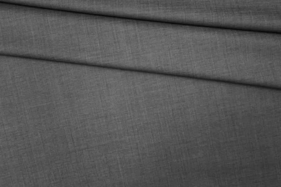 Твид серый шерстяной PRT-G2 13071914