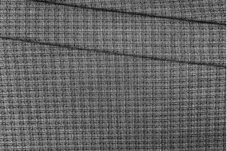 Твид серый шерстяной черно-белый PRT-E4 13071935