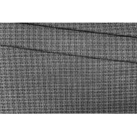 Твид серый шерстяной черно-белый PRT-G4 13071935