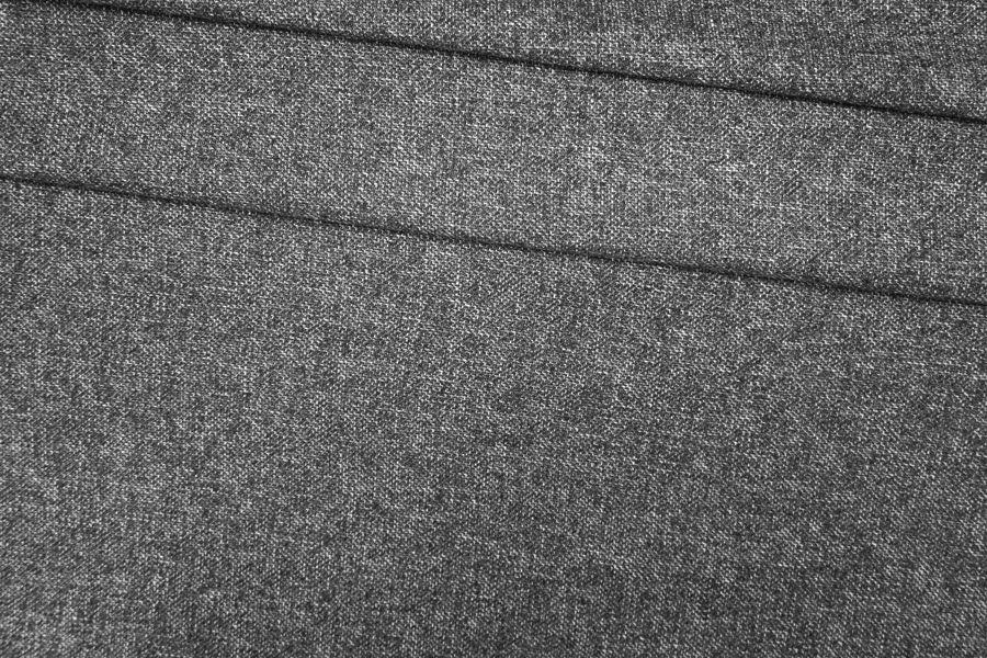 Костюмная шерсть серая PRT-G2 13071939