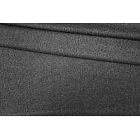 ОТРЕЗ 0,55 М Костюмная шерсть черная в крапинку PRT-G6 13071940-1