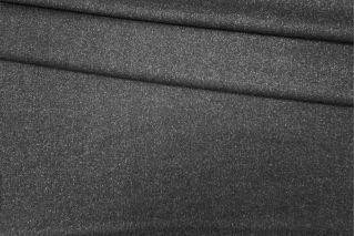 Костюмная шерсть черная в крапинку PRT-G6 13071940