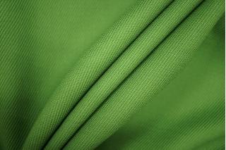 ОТРЕЗ 0,8М Костюмная шерсть-стрейч зеленое яблоко PRT-I6 14071904-1