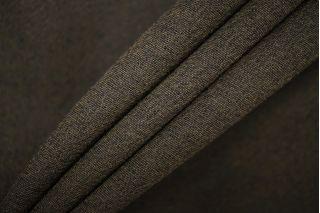 Костюмно-плательная шерсть темно-болотная PRT-В7 14071906